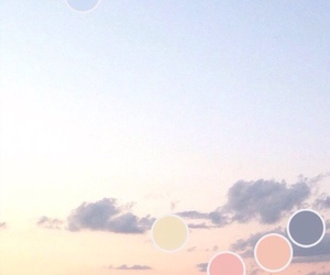 indie, sky, and tumblr image