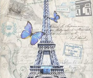 paris, background, and beautiful image