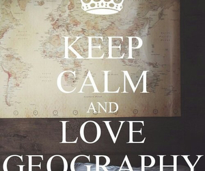 geography and world image