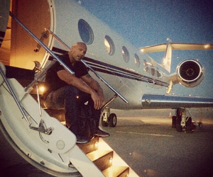 airplanes, the rock, and my idol image