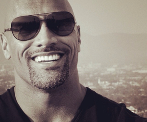 the rock and dwaynejohnson image