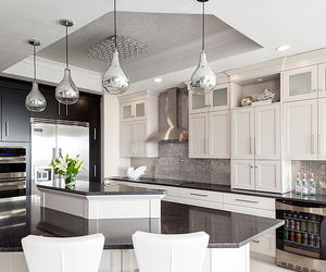kitchen, luxury, and classy image