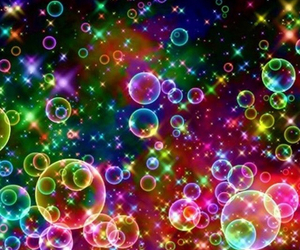 bubbles, background, and wallpaper image