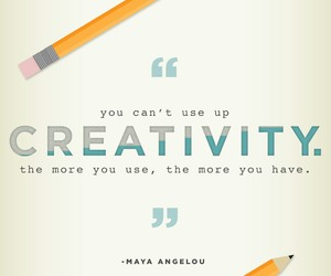 background, maya angelou, and creativity image