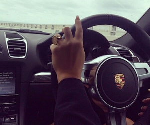 luxury, car, and classy image