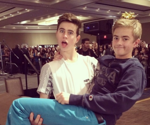 jack johnson, nash grier, and jack and jack image