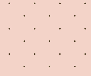 dots, pattern, and pink image