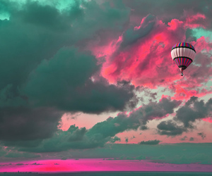 colorful sky image