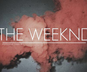 the weeknd, music, and weekend image