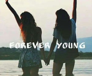 best friends, forever, and young image