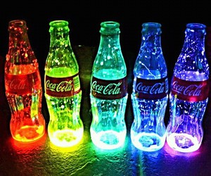 coca-cola, cola, and kola image