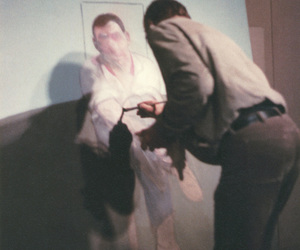 art, Francis Bacon, and painting image