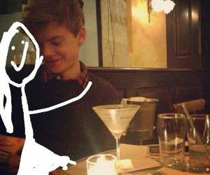 bae, me, and newt image