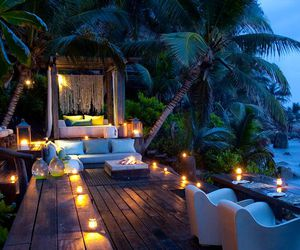 luxury, place, and beach image