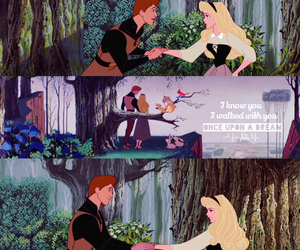 couple, disney, and fairytale image