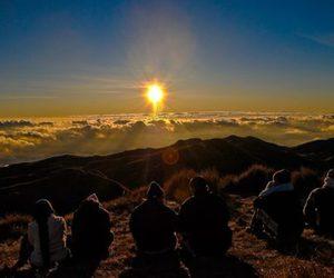 beautiful, cloud, and mountain image
