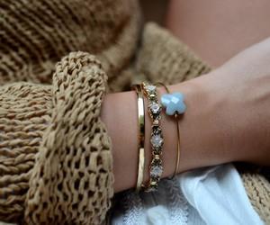 blue, fashion, and jewels image