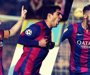 Barca, football, and msn image