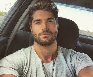 boy, nick bateman, and model image