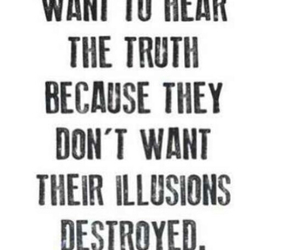 quotes, illusion, and truth image
