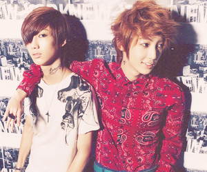 boyfriend, jo youngmin, and jo kwangmin image