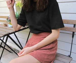 fashion, aesthetic, and skirt image