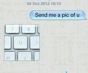 funny, u, and pic image