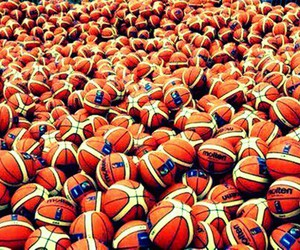 ball, love, and Basketball image