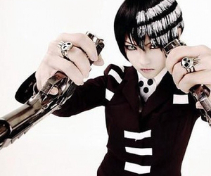 soul eater, cosplay, and death the kid image