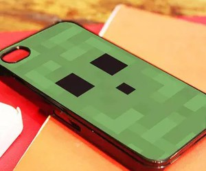 minecraft, iphone 4 case, and iphone 4s case image