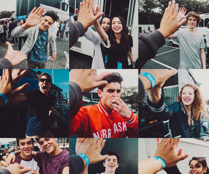 youtubers, 2015, and andrea russet image