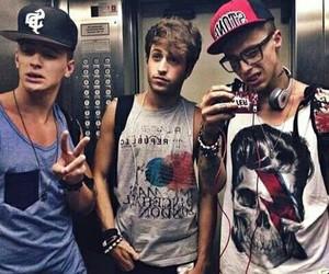 boys, paulo castagnoli, and caique gama image