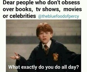 books, tv shows, and celebrities image