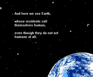 earth, humans, and quotes image