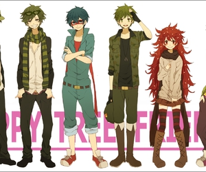 happy tree friends and anime image