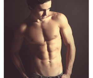 beauty, boys, and fitness guys image