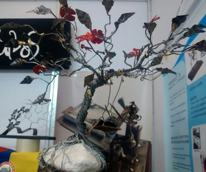 arbol, reutiliza, and crea image