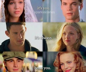 dear john, the notebook, and love image