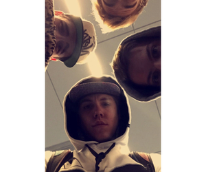 jack johnson, matthew espinosa, and sammy wilk image