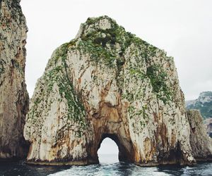 sea, travel, and ocean image