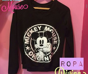 mickey mouse, ropa, and playeras image