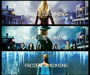 once upon a time, ouat, and magic is coming image