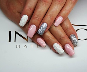 nails, nail art, and beautiful image