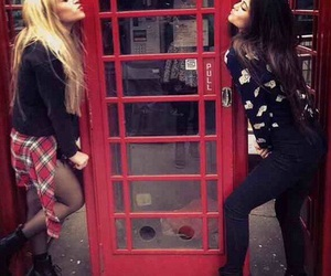 kylie jenner, london, and blonde image