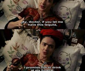 Frida, quotes, and movie image