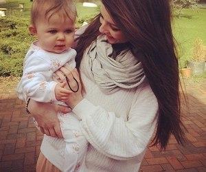 baby and girl image