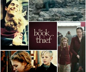 max, the book thief, and rudy image