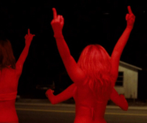 red and spring breakers image