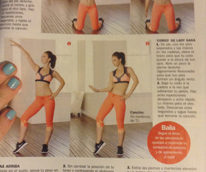 cosmopolitan, exercise, and workout image