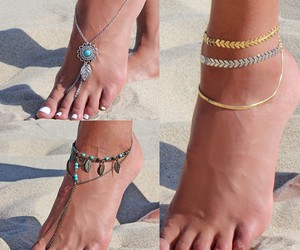 accessories, beach, and fun image